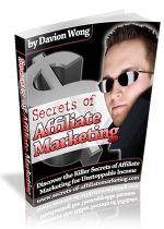 Thumbnail Secrets Of Affiliate Marketing