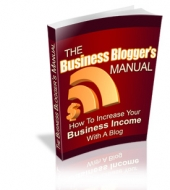 Thumbnail The Business Bloggers Manual