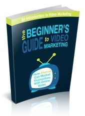 Thumbnail The Beginners Guide To Video Marketing
