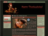 Autumn WP Theme With MRR (Master Resale Rights)