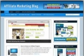 Thumbnail Affiliate Marketing Blog With Personal Use Only