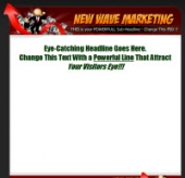 Thumbnail Big Launch Express - New Wave Marketing With Personal Use Only
