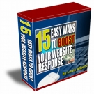 Thumbnail 15 Easy Ways To Boost Your Website Response