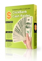 Thumbnail Clickbank Cash Raider - With Master Resale Rights