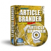 Thumbnail EZ Article Brander With Master Resale Rights