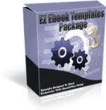 Thumbnail EZ Ebook Templates Package V3 With Master Resale Rights