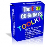 Thumbnail The Ebay CD Sellers Tool Kit With Master Resale Rights