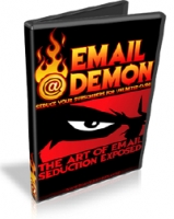 Thumbnail Email Demon With Master Resale Rights