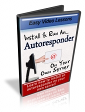 Thumbnail Install & Run An Autoresponder On Your Own Server With Personal Use Only