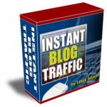 Thumbnail Instant Blog Traffic With Resell Rights