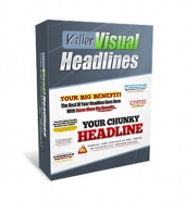 Thumbnail Killer Visual Headlines - With Personal Use Rights