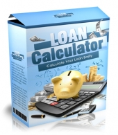 Thumbnail Loan Calculator With Master Resale Rights