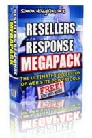 Thumbnail Resellers Response MegaPack With Resell Rights
