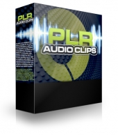Thumbnail PLR Audio Clips With Private Label Rights