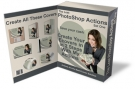 Thumbnail The Lost PhotoShop Actions : Set One - With Resell Rights
