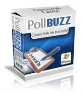 Thumbnail Poll Buzz With Master Resale Rights