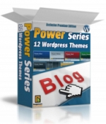 Thumbnail Power Series 12 Wordpress Themes - With Master Resale Rights