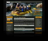 Thumbnail Rafting WP Theme With Master Resale Rights