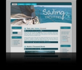 Thumbnail Sailing WP Theme With Master Resale Rights