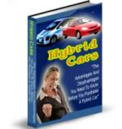 Product picture Hybrid Cars : The Whole Truth Revealed