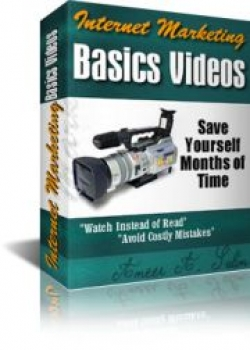 Product picture Internet Marketing Basics Videos
