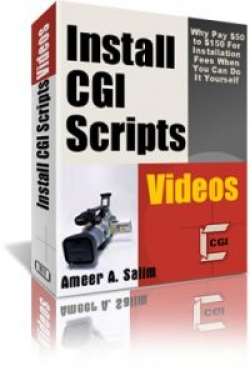 Product picture Install CGI Scripts Videos Report