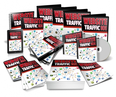 Product picture Website Traffic 101 - Part 1