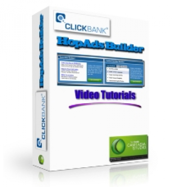 Product picture ClickBank HopAd Builder Video Tutorials With Master Resale Rights