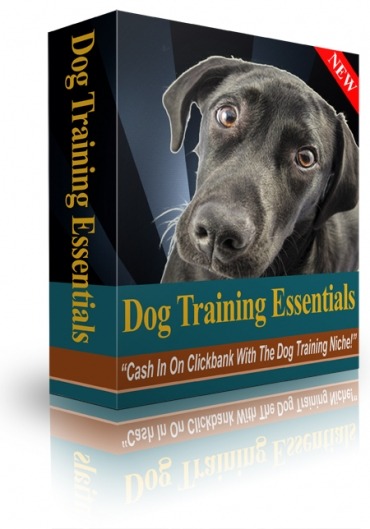 Product picture Dog Training Essentials Version 2 - With Resale Rights