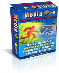 Product picture Media Auto Responder With Master Resell Rights