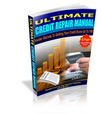 Product picture Ultimate Credit Repair Manual - With Master Resale Rights